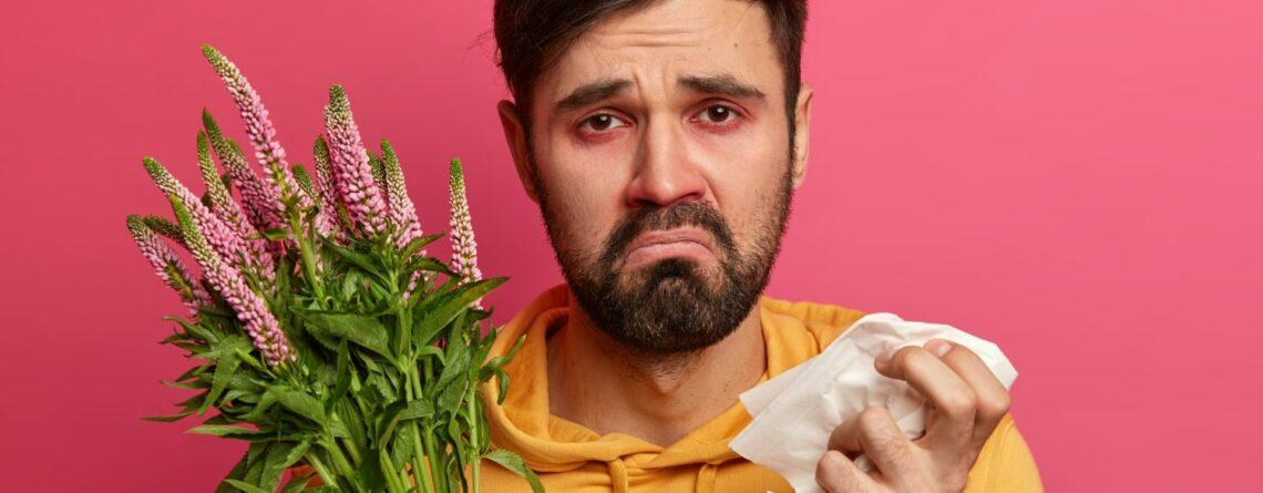 Alergia – objawy, kalendarz pylenia