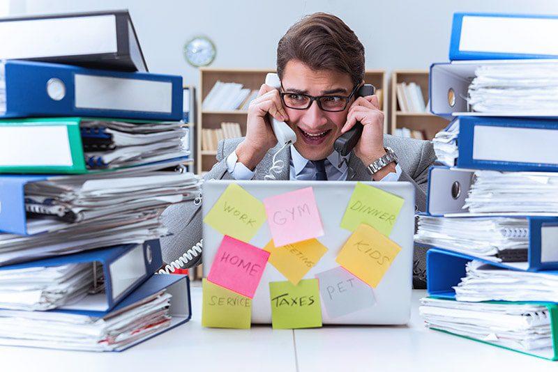 stres a wypalanie zawodowe